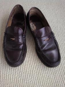 My old penny loafers