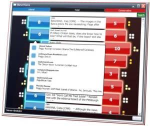 BLEWS screenshot