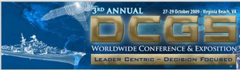 DCGS Conference logo