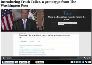 TruthTeller Prototype