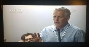 NASA press conference